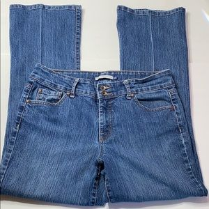 BandolinoBlu Arianna Boot Cut Jeans 12 Short